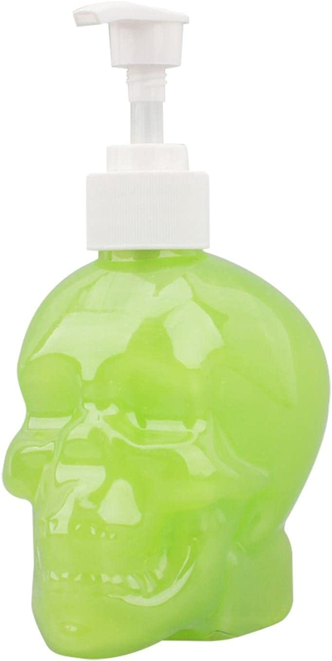 dazeni Halloween Outlet El Paso Mall SALE Decorations Bathroom Decor Skull Pump Di Bottle