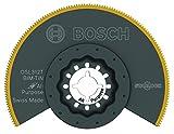 Bosch osl312t Starlock Titan Bi-Metall segmentiert Sägeblatt, 3–1/5,1cm