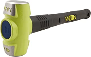 Wilton 40412 4 lb. BASH Soft Face Sledge Hammer with 12-in Unbreakable Handle