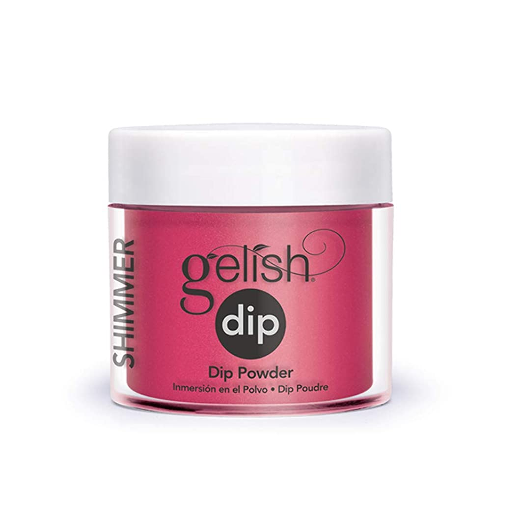 予防接種する思想天才Harmony Gelish - Acrylic Dip Powder - Gossip Girl - 23g / 0.8oz