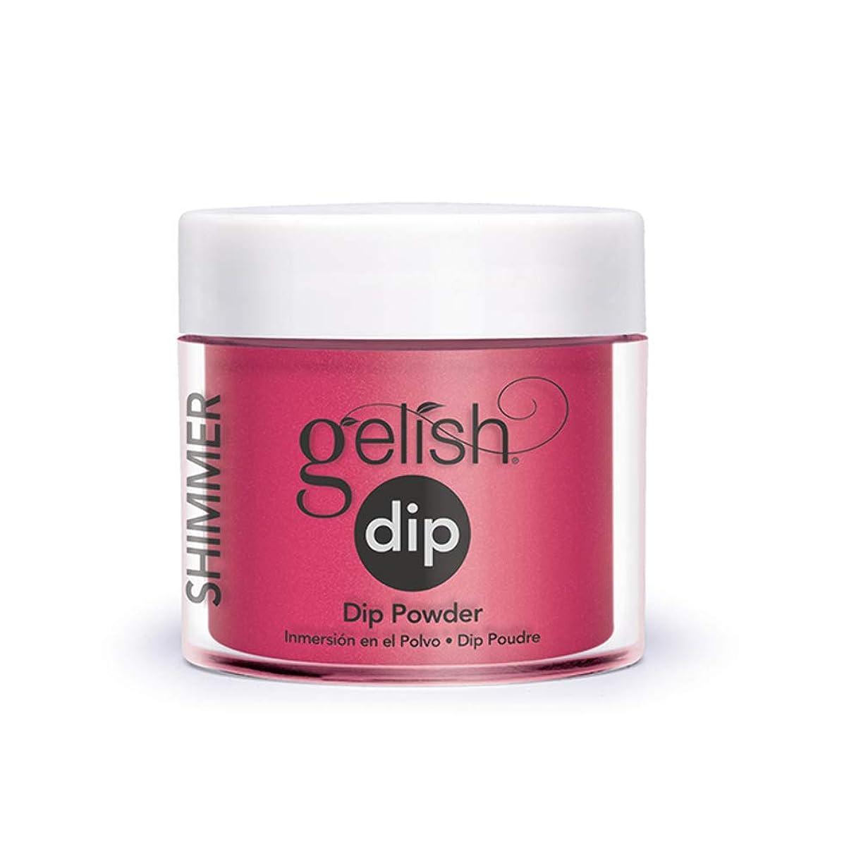 ティッシュシプリー褐色Harmony Gelish - Acrylic Dip Powder - Gossip Girl - 23g / 0.8oz