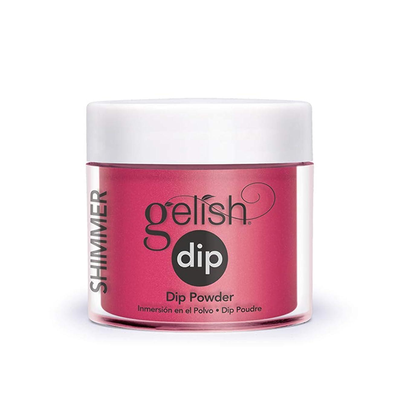 フクロウ血まみれ実用的Harmony Gelish - Acrylic Dip Powder - Gossip Girl - 23g / 0.8oz