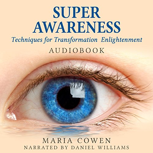 Super Awareness audiobook cover art