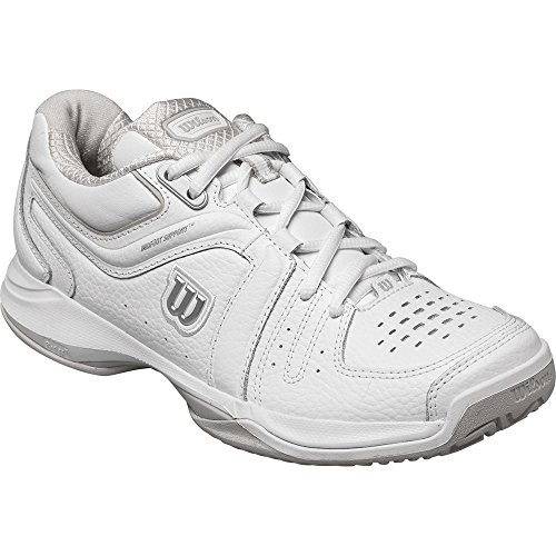 Wilson Nvision Premium W, Zapatillas de Tenis para Mujer,