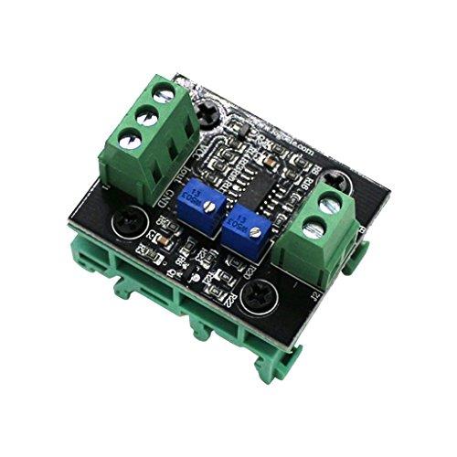 F Fityle Módulo Convertidor de Voltaje a Corriente Herramientas Eléctricas de Mano Electrónicos - 0-10v a 4-20ma