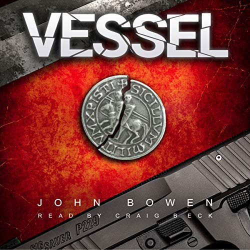 Vessel  By  cover art