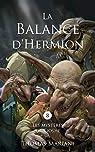 Les Mystères de Kioshe, tome 8 : La Balance d'Hermion par Mariani