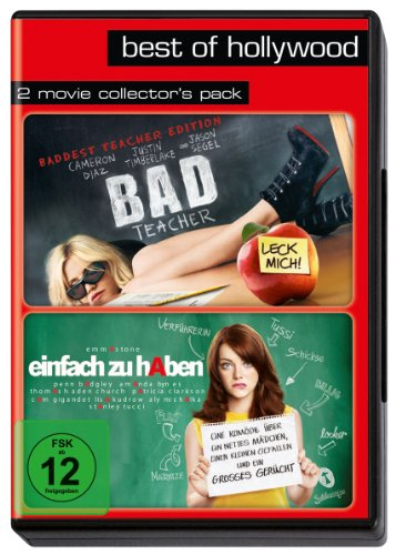 Best of Hollywood - 2 Movie Collector's Pack: Bad Teacher / Einfach zu haben [2 DVDs]