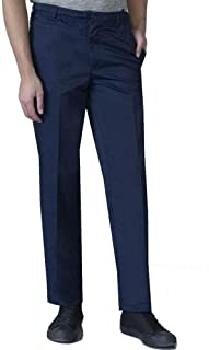 Duke D555 Basilio Mens Button Up Rugby Trousers Elasticated Waist Chino Pants