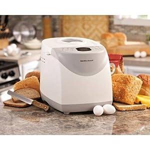 Hamilton Beach 2-lb Bread Machine Maker