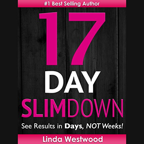 17-Day Slim Down audiobook cover art