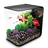 biOrb Flow 30L Aquarium, Black with LED lighting