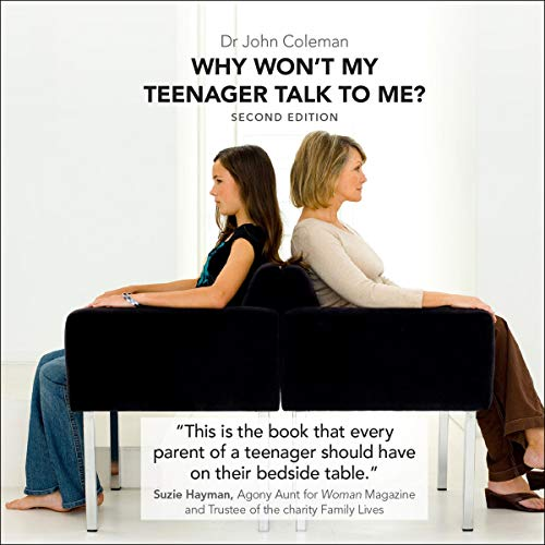 Why Won't My Teenager Talk to Me? cover art