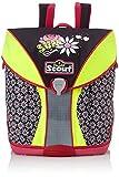 Scout 71500714700 Nano Schulranzen-Set, Schwarz/Pink