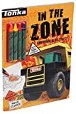 Hasbro: Tonka in the Zone: Coloring & Activity (Coloring Books with Covermount)