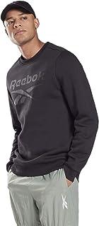 Reebok Men's Ri Flc Bl Crew Sweatshirt