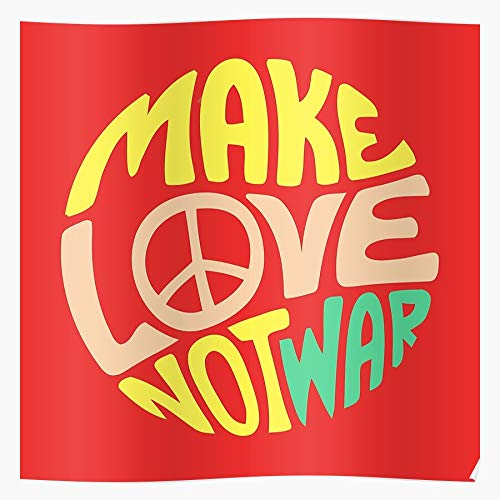 Sayings Saying Inspirational Quotes Anti Quote Love War Home Decor Wall Art Print Poster !