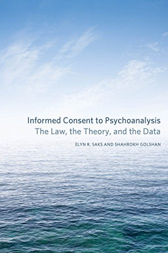 Price comparison product image Informed Consent to Psychoanalysis: The Law,  the Theory,  and the Data (Psychoanalytic Interventions)