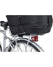 TRIXIE Cesta para Bicicleta Long para portaequipajes anchos para Perros