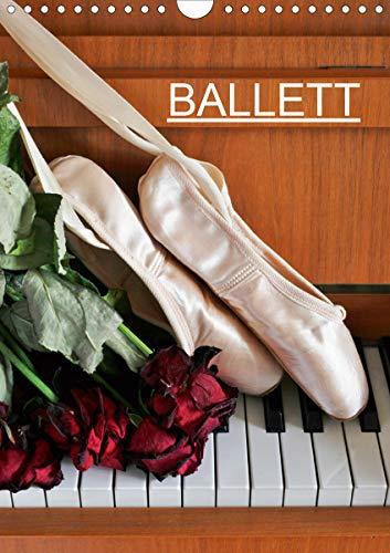 Ballett (CH-Version) (Wandkalender 2021 DIN A4 hoch)