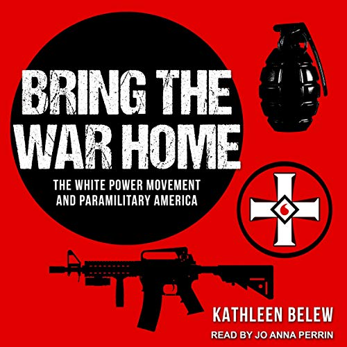 Bring the War Home audiobook cover art