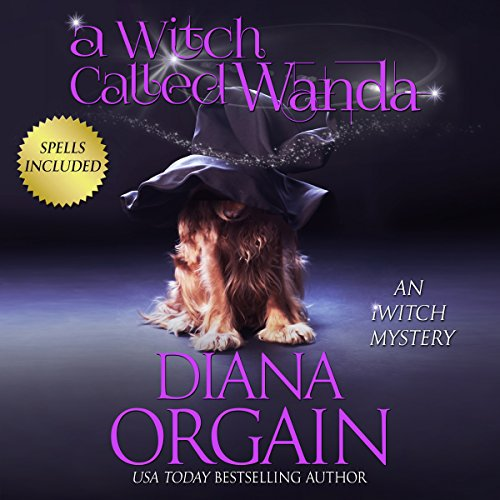A Witch Called Wanda  By  cover art