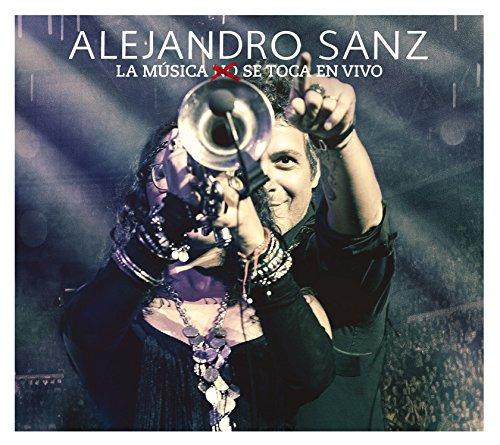 La Musica No Se Toca (Vivo) (CD+Dvd)