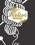 Fashion Sketchbook: Female Figure Poses Templates