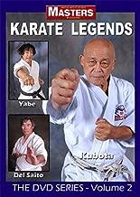 Karate Legends The Series Vol-2 Kubota - Yabe - Del Saito
