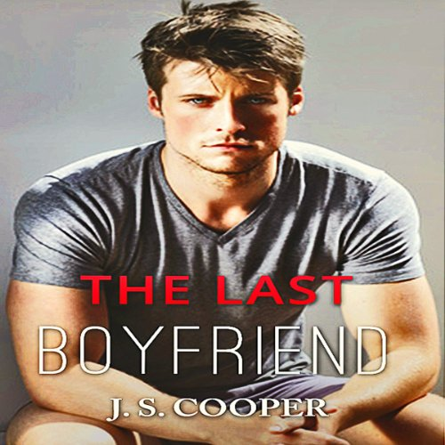 The Last Boyfriend audiobook cover art