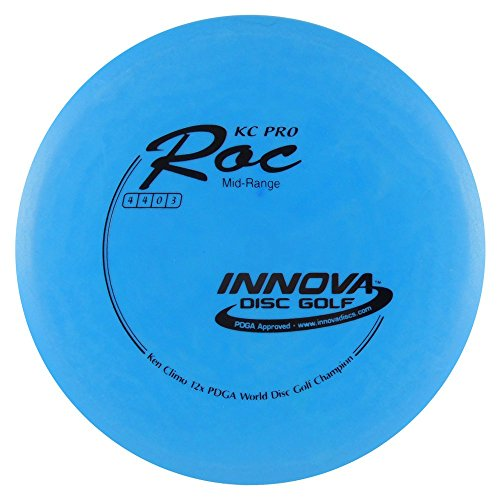 INNOVA KC Pro ROC Mid-Range Golf Disc [Colors May Vary] - 178-180g
