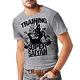Stylotex - Camiseta - para Hombre Blanco Large