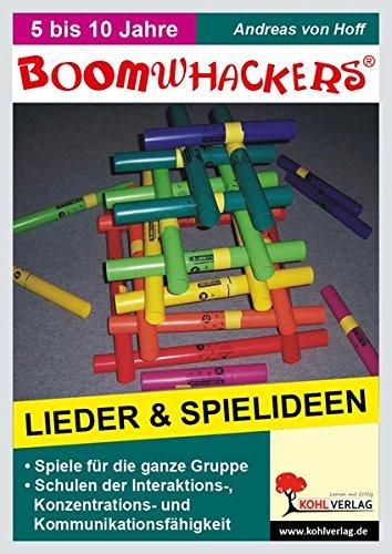Boomwhackers - Lieder & Spielideen