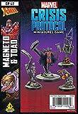 Crisis Protocol Magneto & Toad