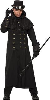 Forum Men's Costume Warlock Coat