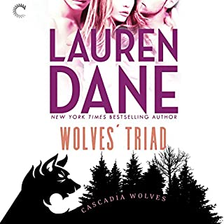 Wolves' Triad audiobook cover art