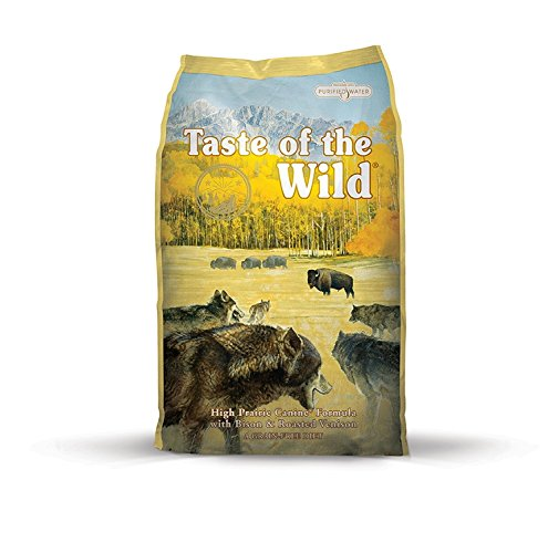 Taste of the Wild Dry Dog High Prairie 28 lbs