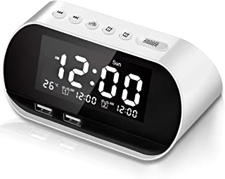 Best alarm clock that jumps off the table Reviews