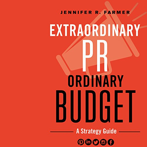 Extraordinary PR, Ordinary Budget cover art