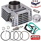 Cylinder Piston Rings Top End Kit For TTR125 TTR 125 2000-2005 57mm Bore
