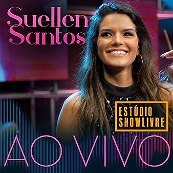 Suellen Santos no Estúdio Showlivre ao Vivo