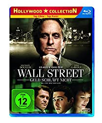 Wall Street - Geld schläft nicht - Hollywood Collection - Blu-ray