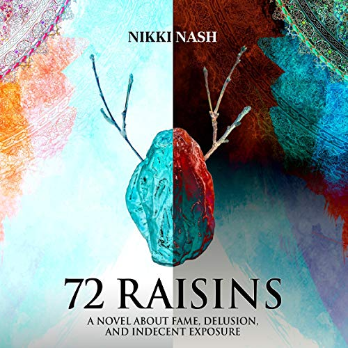 72 Raisins audiobook cover art