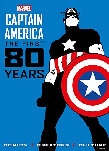 Marvel's Captain America: The First 80 Years (Marvel Comics:...
