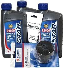 Suzuki OEM Oil Change Kit 3 Quarts Full Synthetic GSXR SV650 King Quad