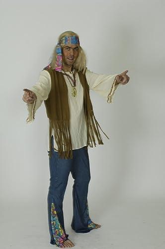 precios bajos Hippie traje de lujo de de de hombre. Tamaño  54-56,  online al mejor precio