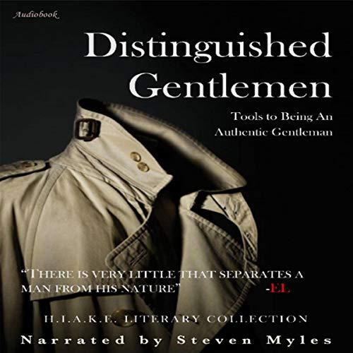 Distinguished Gentlemen  By  cover art