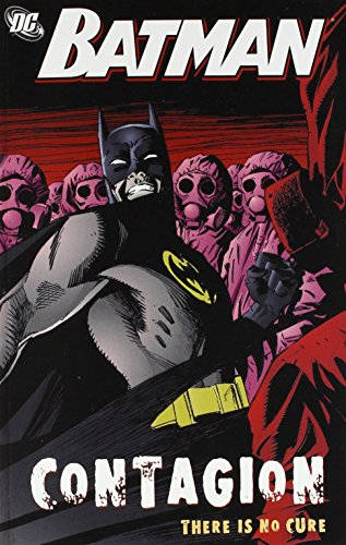 Contagion (Batman) by Doug Moench (31-Dec-1998) Paperback