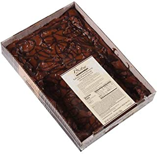Bistro Collection Salted Caramel Brownie with Pretzel, 54 Ounce -- 4 per case.