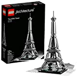 LEGO Architecture - La tour Eiffel - 21019 - Jeu de Construction